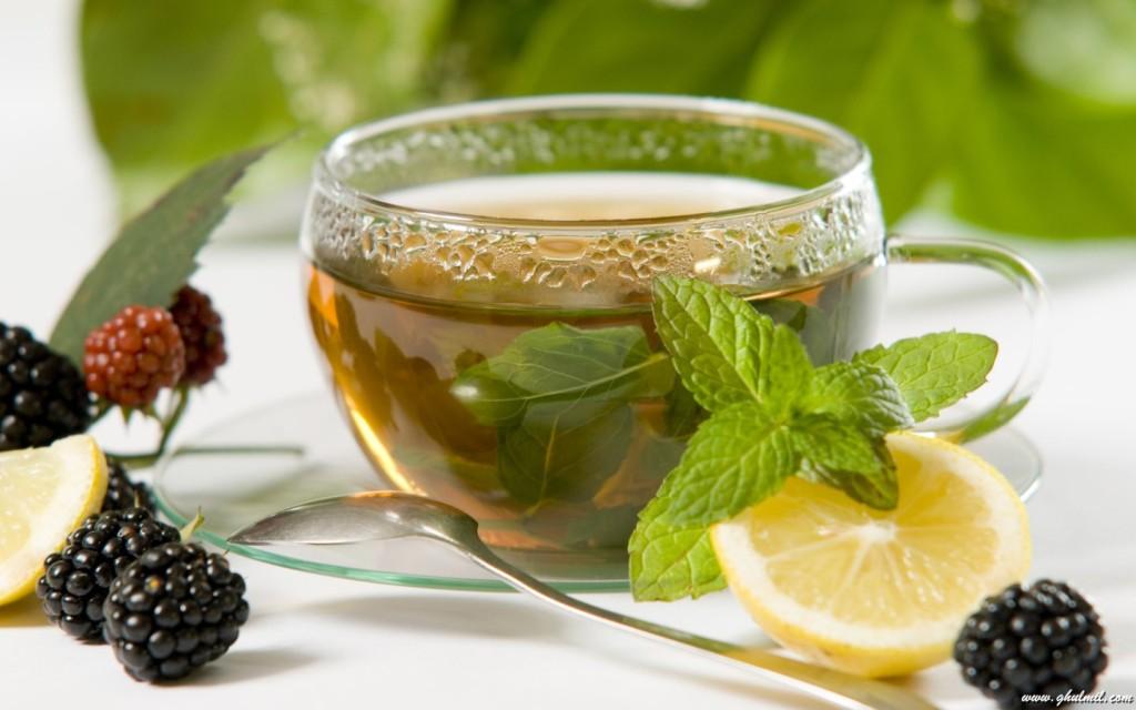 zelený čaj antioxidanty