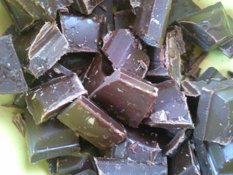 čokolada vysoky obsah kakao zdrava