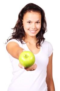 zdravé jedlo a výživa