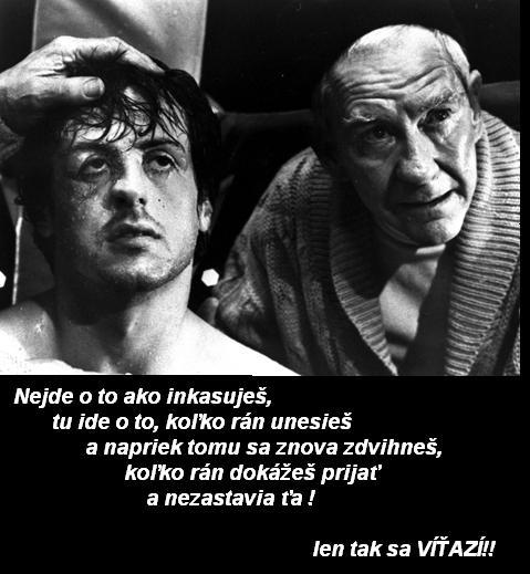 RockyBalboa citáty