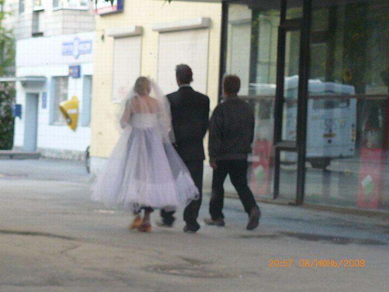 opilci na svatbe