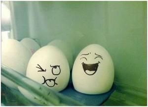 velkonočné meme vajčko