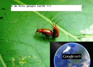google earth zabavicka