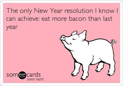 predsavzatia do nového roka