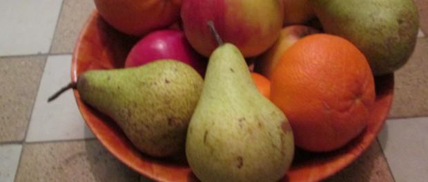 ovocná misa