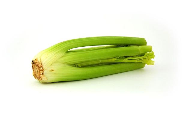 celer znižuje krvný tlak