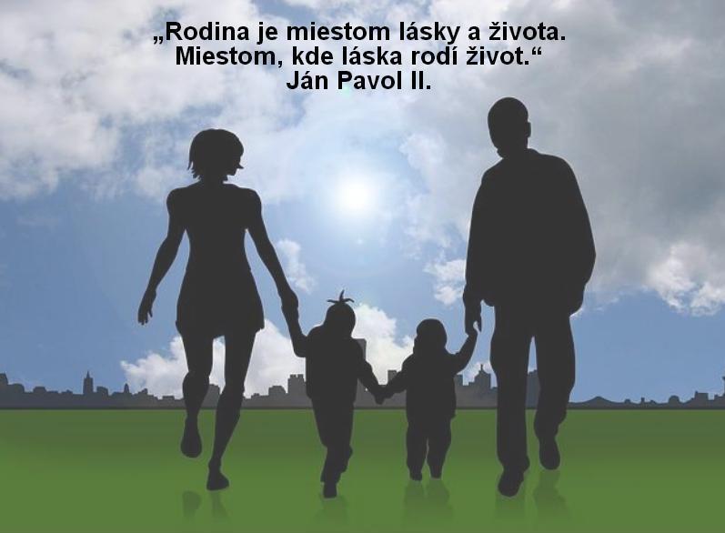 co je rodina, citaty o laske