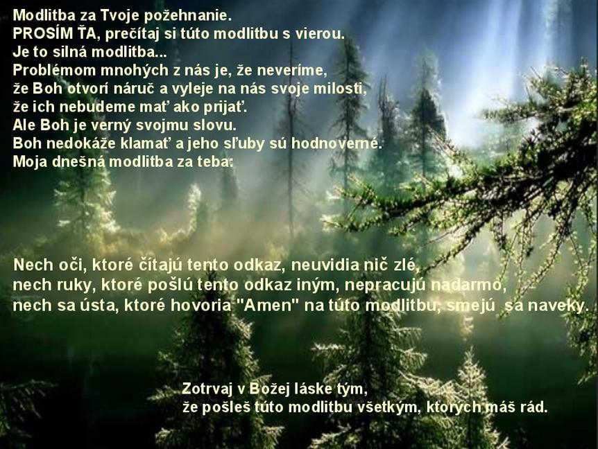 modlitba viera laska citaty