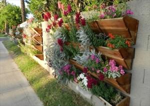 vertikalna zahrada okrasna