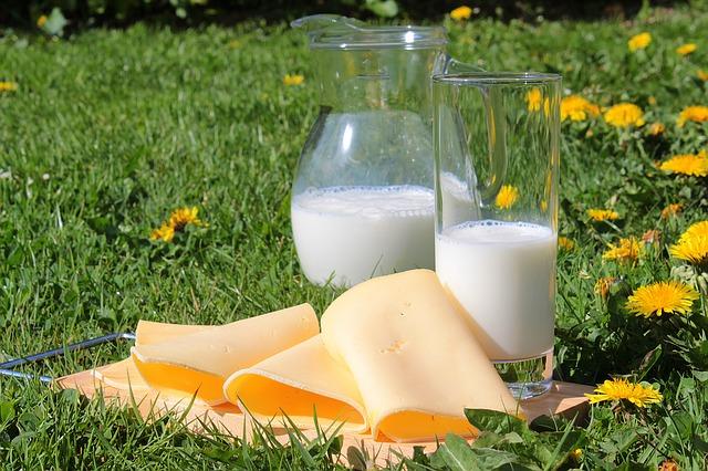 mlieko recepty na mliecne drinky